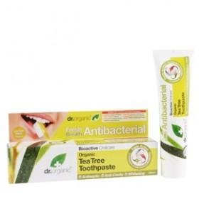 Dr. Organic Tea Tree Toothpaste (Antibacterial) 100ml