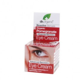 Dr. Organic Pomegranate Eye Cream 15ml