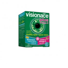 VITABIOTICS Visionace Plus Omega 3 2*28 caps