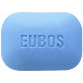 EUBOS - SOLID BLUE Στερεή Πλάκα Πλυσίματος 125gr