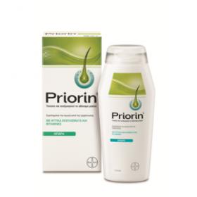 PRIORIN Σαμπουάν για Λιπαρά Μαλλιά 200ml