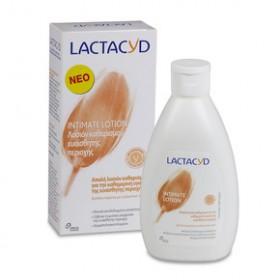 Lactacyd Intimate Washing Lotion - Λοσιόν καθαρισμού ευαίσθητης περιοχής 300ml