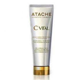 Atache C Vital AHA Cream 50ml Ενυδατική Κρέμα Ημέρας