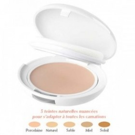 AVENE Couvrance Compact Oil Free SPF 30+ 10gr No3 Sable