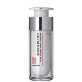 FREZYDERM Sensitive Red Skin Tinted CC Cream SPF 30 -  Έγχρωμη Κρέμα για Ευαίσθητο Δέρμα 30ml