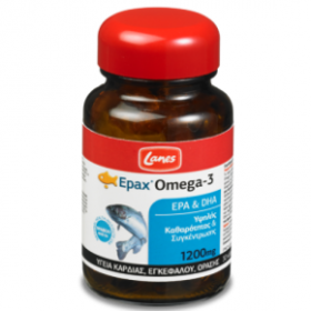 LANES Epax Omega-3 30 caps