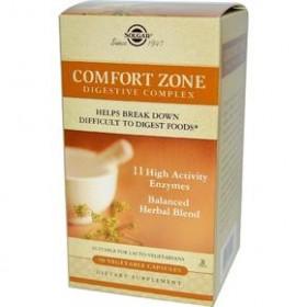 SOLGAR Comfort Zone Digestive Complex 90 vegan caps