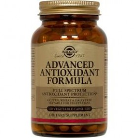 SOLGAR Advanced Antioxidant Formula 60 δισκία