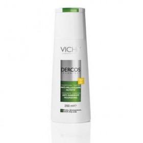 VICHY Dercos Αντιπυτιριδικό σαμπουάν για Ξηρά μαλλιά 200ml