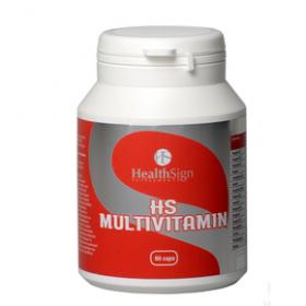 HealthSign HS Multivitamin 60 caps