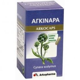 ARKOPHARMA ΑΓΚΙΝΑΡΑ Συμπλήρωμα διατροφής για καλύτερη πέψη 45 Φυτικές κάψουλες