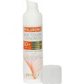 FROIKA HYALURONIC SilkTouch Sunscreen SPF50+ 40ml