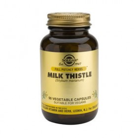 SOLGAR Milk Thistle 50 δισκία