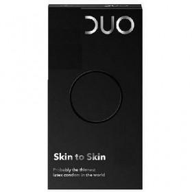 DUO Skin To Skin Προφυλακτικά Πάρα Πολύ Λεπτά 6τμχ