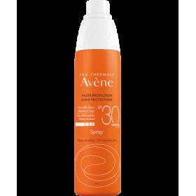 AVENE Sun Spray Αντηλιακό Σπρέι SPF30 200ml