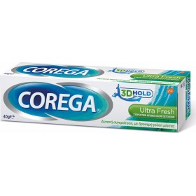 COREGA 3D Hold Ultra Fresh Cream 40gr