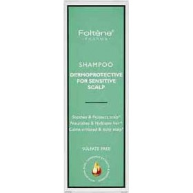 FOLTENE PHARMA Shampoo Dermoprotective For Sensitive Scalp Σαμπουάν για Ευαίσθητο Τριχωτό Κεφαλής 200ml