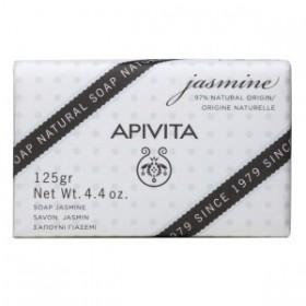 APIVITA Natural Soap Σαπούνι με Γιασεμί 125gr