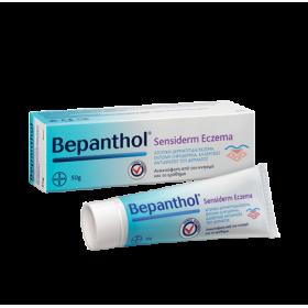 BEPANTHOL Sensiderm Eczema Κρέμα για Εκζέματα & Ατοπική Δερματίτιδα 50g