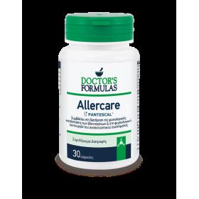 DOCTOR'S FORMULAS Allercare Συμπλήρωμα Διατροφής Κατά των Αλλεργιών 30 Κάψουλες