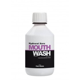 FREZYDERM Hydroral Xero Mouthwash Στοαμτικό Διάλυμα με Φθόριο 250ppmF 250ml