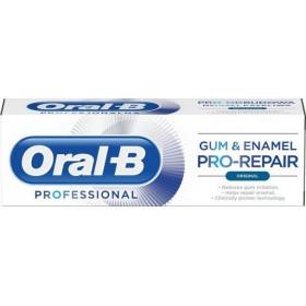 ORAL-B Professional Gum Pro-Repair Original Οδοντόπαστα για τα Ευαίσθητα Ούλα 75ml