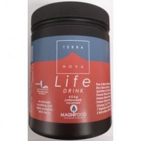 TERRANOVA Life Drink Ελιξίριο Ισορροπίας Σύνθεση 8 Ομάδων 454g