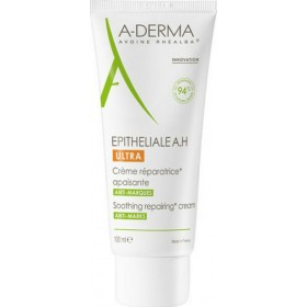 A-DERMA Epitheliale A.H Ultra Soothing Repairing Anti-Marks Cream Κρέμα Προσώπου Πολλαπλής Επανόρθωσης 100ml