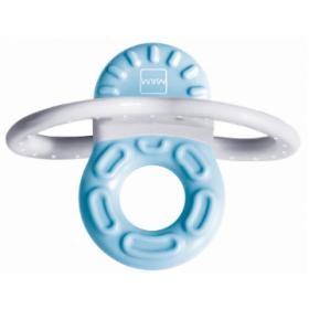 MAM Πολυκρίκοι Οδοντοφυίας Bite & Relax Phase 1 Γαλάζιο 2m+