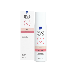 EVA Intima Vagil Sex Life Lubricant Gel Λιπαντική Κολπική Γέλη 60ml