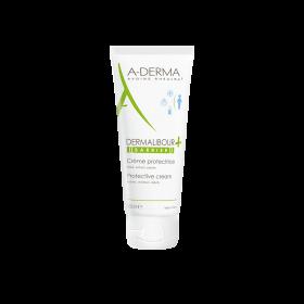 A-DERMA Dermalibour+ Barrier Insulating Cream Προστατευτική Κρέμα Κατά των Τακτικών Ερεθισμών 100ml