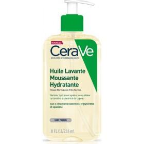 CERAVE Hydrating Foaming Oil Cleanser Ενυδατικό Λάδι Καθαρισμού για Κανονικό έως Πολύ Ξηρό Δέρμα 236ml