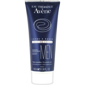 AVENE Men Shaving Cream Κρέμα Ξυρίσματος με Πινέλο για τον Άνδρα 100ml