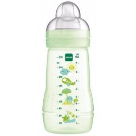 MAM Easy Active Baby Bottle Μπιμπερό 270ml Πράσινο 2m+