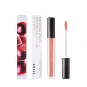 KORRES Morello Voluminous Lipgloss για Γεμάτα Χείλη & Λαμπερό Αποτέλεσμα Απόχρωση 12 Candy Pink 4ml