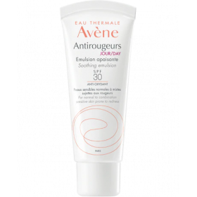 AVENE Antirougeurs Jour Emulsion Hydratante Protectrice Creme SPF30 Normal & Mixed Skin 40ml