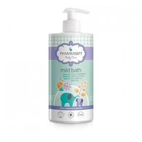 PHARMASEPT Tol Velvet Baby Care Mild Bath Φυσικο Παιδικο Αφρολουτρο για σώμα και μαλλια 1 L