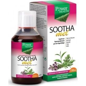 POWER HEALTH Sootha Mel Σιρόπι για το Ξηρό Βήχα 150ml