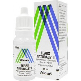 ALCON Tears Naturale II Οφθαλμικά Δάκρυα 15ml