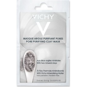 VICHY Masque Argile Purifiant Pores 2 x 6ml