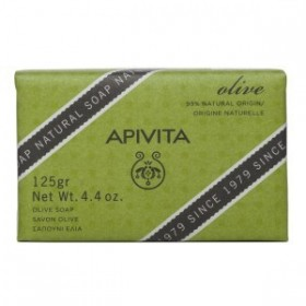 APIVITA Natural Soap Σαπούνι με Eλιά 125gr