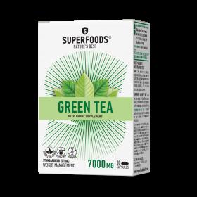 SUPERFOODS Green Tea 30caps