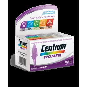 CENTRUM Women Συμπλήρωμα Διατροφής για την Γυναίκα χωρίς Γλουτένη 30 δισκία