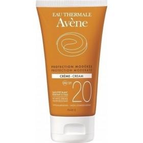 AVENE Sun Creme Αντηλιακή Κρέμα Προσώπου SPF20 50ml