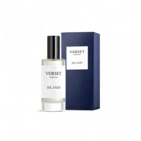 VERSET Eau De Parfum Island Ανδρικό Άρωμα 15ml
