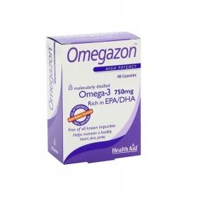 HEALTH AID Omegazon EPA/DHA 60 caps