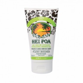 HEI POA Exfolliating Shower Gel 150ml