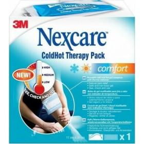 3M NEXCARE ColdHot Comfort 11X26cm Μεσαία Παγοκύστη Θερμοφόρα Πολλαπλών Χρήσεων 1τμχ