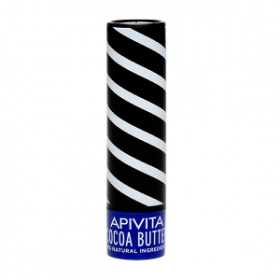 APIVITA Lip Care με Βούτυρο Κακάο SPF20