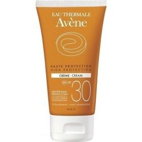 AVENE Sun Creme Αντηλιακή Κρέμα Προσώπου Πλούσιας Υφής SPF30+ 50ml